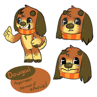 Dougal by Lodidah