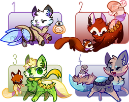 :FoxPond for Auction(closed): by PrePAWSterous