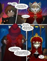 The Dragon Masquerade: Preview (2/4) by Twokinds
