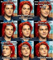 Signs of Obvious Frerard by Yotora