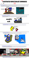 Illustrated FF Summaries 11 by RangerSnow