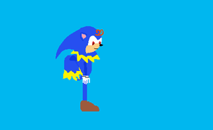 Geno The Hedgehog by Anonnyer