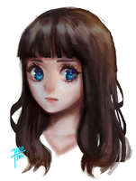 Painting with a Mouse (video) by Seojinni