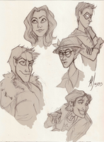 Jeremy - Sketchdump 2 by jaymetwins