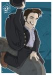 Commission - Jack Harkness by happymonkeyshoes