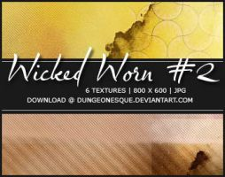 Wicked Worn 2 Texture Package by dungeonesque