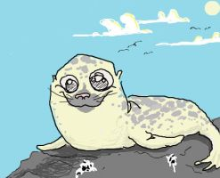 seal by SolidAbyss
