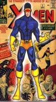 Classic Cyclops by RWhitney75