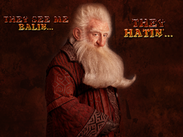 The Hobbit -  They see me Balin... by yourparodies