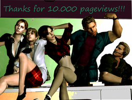 Thanks for your support :D by Ygure
