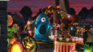 [1080p Gif] Monsters vs. Aliens - Susan 5 by pproky