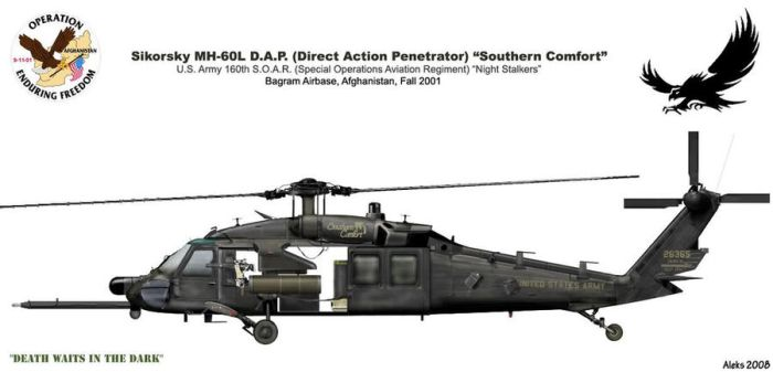 Sikorsky MH-60L D.A.P. by db120