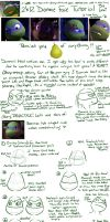 TMNT Tutorial: Don's face by Fulcrumisthebomb