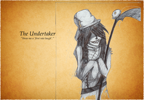 The Undertaker by Zalina678