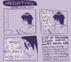 Mediating Comix by resa