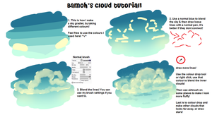 Quick Cloud Tutorial [VIDEO PROCESS WILL BE UP] by Bamohcci