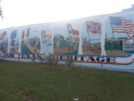 Our Texas Heritage by Annaley