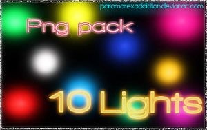 10 Lights by paramorexaddiction