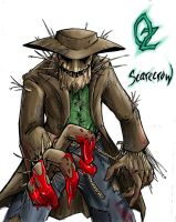 Scarecrow from Oz-color by spyda-man
