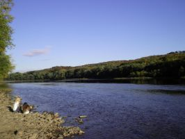 Susquehanna River by lady-warrior