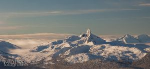 Whistler Blacktusk Mountain by quintz