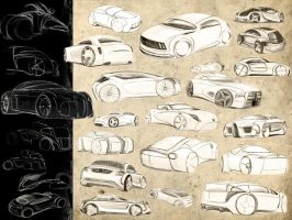 car sketches_2 by spoon334