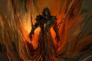 Demon Spawn by ChrisCold