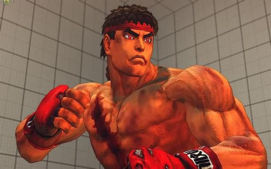 Ryu - Inferis Evil - Ported MOD - SSF4AE by somebody2978
