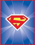 Superman Logo by BigBuddyWill