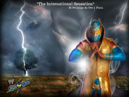 Sin Cara Wallpaper by Chirantha