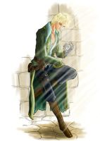 Draco Malfoy version 2009 by Aresielle