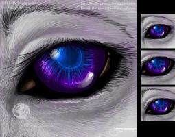 Kierstal's Eye - Icon by soulspoison