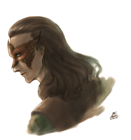 Mask of Loki by palitapare
