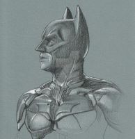 [preview] Dark Knight by BikerScout