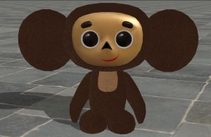 Cheburashka XPS ONLY!!! by lezisell