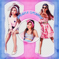 Photopack PNG / Ariana Grande / 08 by PamHoran