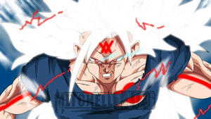 Omni Super Saiyan 3 Goku by Mitchell1406