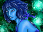 Lapis by SpiritWritersSong