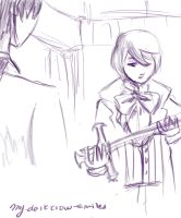 Alois And Ciel by whitewestie13