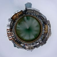 planet of bucharest by oblious