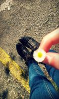 Me and my Daisy by divafica