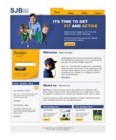 old site design 3 by GWhite83