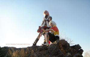 FFXIII: Light of Day by Kaira27