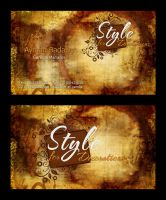 this is the Style Card 2 by fewela