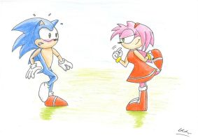 come sonic come. by udiszabi