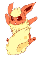 Flareon by SunstarXD