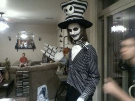 Jack Skellington costume 01 by ImperialCody
