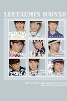 taemin icons9 by taeMinlee