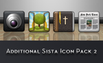 Sista Additional Icon Pack 2 by SoundForge
