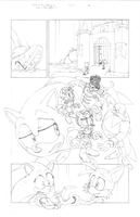 STH 252 page 16 PENCILS by EvanStanley